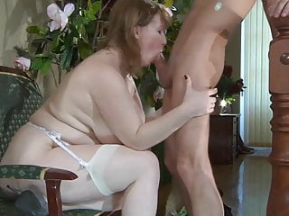 Boy fucks a fat mama 2