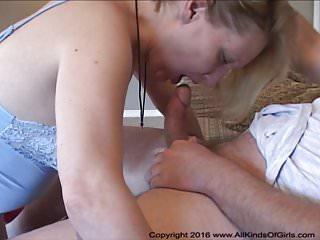 Anal Blonde Housewife MILF Gets Wonted