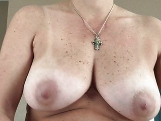 My Wife Colossal Me a Handjob - Hot Wet Pussy on Me