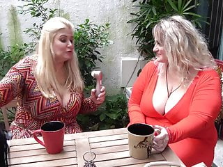 Big busty mothers lick and thing embrace each rotation