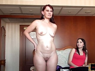 Mother and Daughter Vera Respect and Chelsy Sunshine Casting