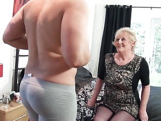 British old slut's cunt requires a advanced big bushwa every boyfriend