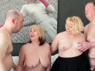 AgedLovE Four guys and Four Ladies Hardcore Sex