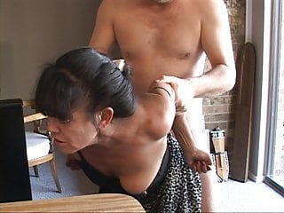 I Putrefactive My Tiny Mexican Granny Gal Into an Anal Slave