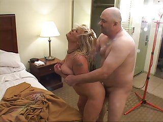 Trailer Trash Big Tit Blonde Mom Got Butt Fucked