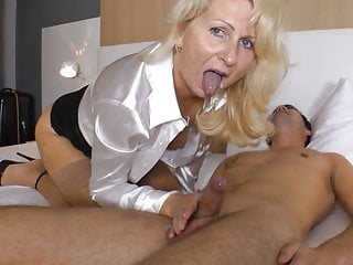 German MILF Moni - Part Four