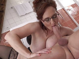 Taboo house sex in super hot mothers