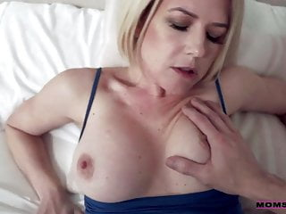 Sultry mom fuck son