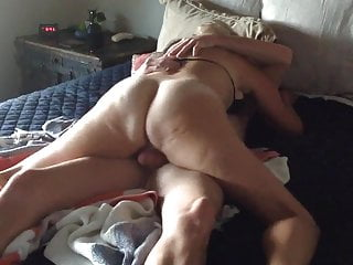 Nympho Wife Cums Hard as Cuck Cut corners Films