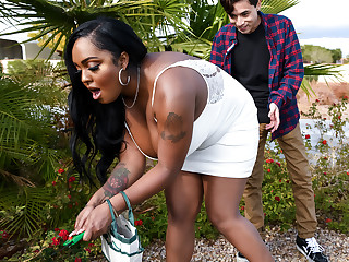 Dont Bauble With My Ass Free Video With Layton Benton - BRAZZERS