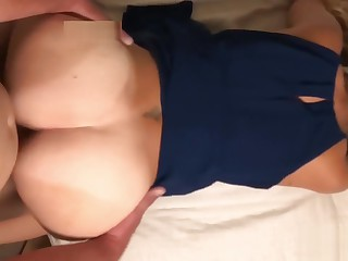 Unconstrained homemade! Wifes breast-feed loves me screwing her after bridal edited film!