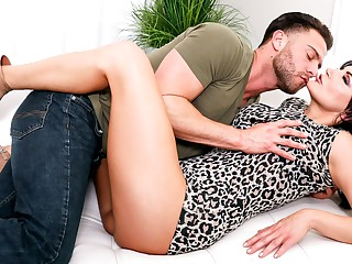 Becky Bandini & Seth Gamble in Axel Braun's Busty Hotwives 2 Scene 4 - Dropped