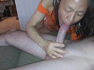 Chinese wife shares less husband