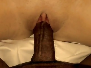 Watching wife drag inflate plus fuck