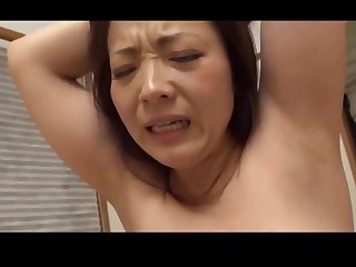 Japanese Sex-crazed Milf Show f