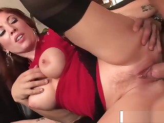 Dirty Wife Mother In Law Brittany O'connell Riding Cock Well Say no to Dad's Frie