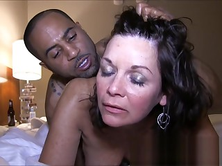 50 Year Old Swinger Wed GILF Makes a Porno