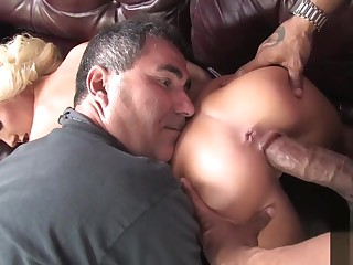 Cuckold watching young wife fucked monster black weasel words