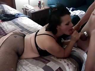 wife and bbc in hotel