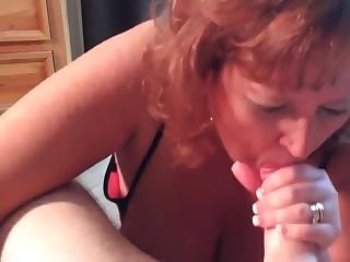 Big tit wife cumshaw