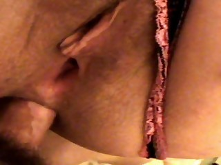 Wife series 2 - close up anal fucking with deep cum