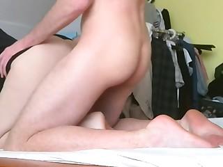 She had immutable orgasm