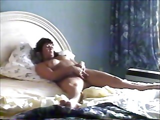 Husband watches get hitched masturbate