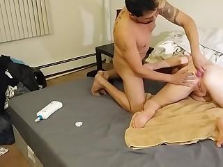 Amateurish wife intercourse tape part 1