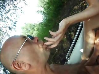 Outdoor is best fuck