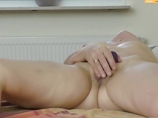 Butt kneading asshole kneading vibrator orgasm airless cam
