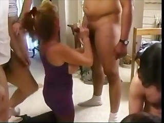 Hotwives gangbanged Affixing 2