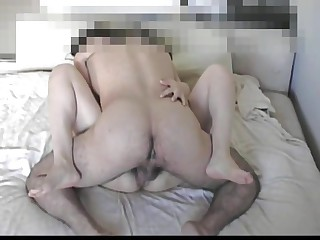 Busty wife asian affair taped