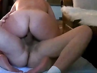 Fat ass spliced fucked on hidden cam