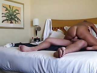Riding Cock in Miami