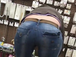 Milf with nice ass