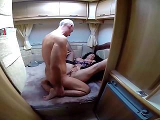 CAMPER VAN SEX