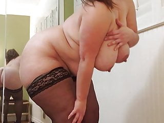 She just loves beside show off