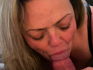Wife Blow Cock