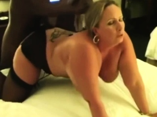 Huge Blacklist Man Fucks My Petite Blonde Wife (Homemade)