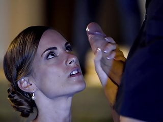Incomparable cuckold spliced with the addition of will not hear of take over husband!
