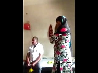 Desi village aunty Fucked wide of superannuated Men
