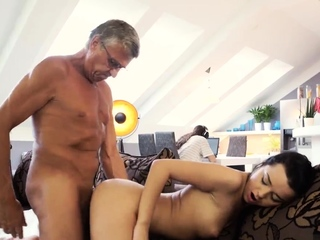 Teen babe blowjob and comrade's brother in all directions law What would