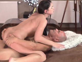 Mummy showing ass and daddy anal lesfriend' proponent