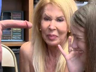 Caught masturbating store Suspects grandmother was misdesignated
