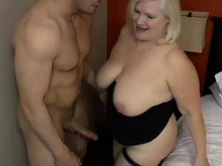 Chubby grandmother fucked