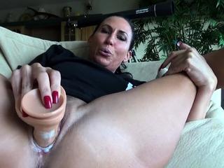 close up cumshot masturbation