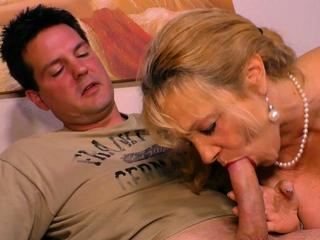 chunky natural boobs german mature wife fuck