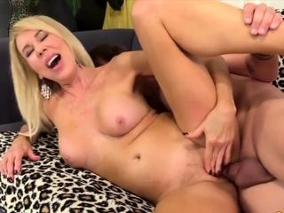 Aureate Slut - Blonde Grannies Taking Big Cocks Compilation