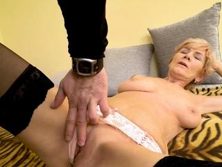 MATURE4K. Pornstar took panties off up show lovelace