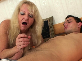 80 lifetime age-old mart rides stranger young cock